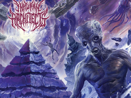 Inhuman Architects - Paradoxus: Review