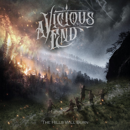 A Vicious End - The Hills Will Burn: Review