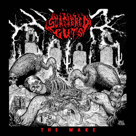 Scattered Guts - The Wake: Review