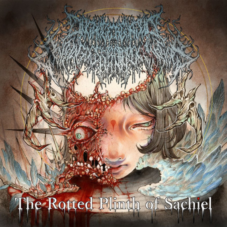 The Rotted Plinth Of Sachiel Release April 9th from... that band, you know the one!