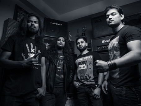 Against Evil set to release new album End of the Line May 14th
