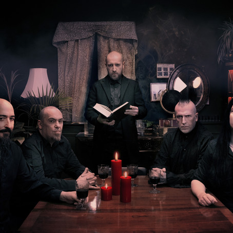 Paradise Lost announce special live stream performance for the 5th of November