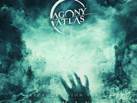 Agony Atlas - Retrogression Part 1 Egomania: EP Review
