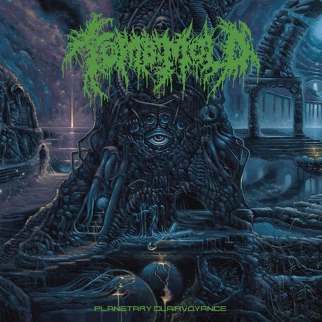 Tomb Mold - Planetary Clairvoyance: Review