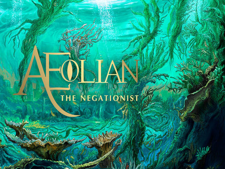 ÆOLIAN - The Negationist: Review