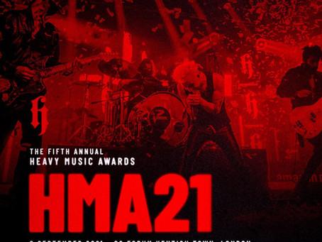 Heavy Music Awards return for 2021
