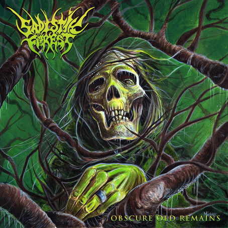 Sadistik Forest - Obscure Old Remains: Review