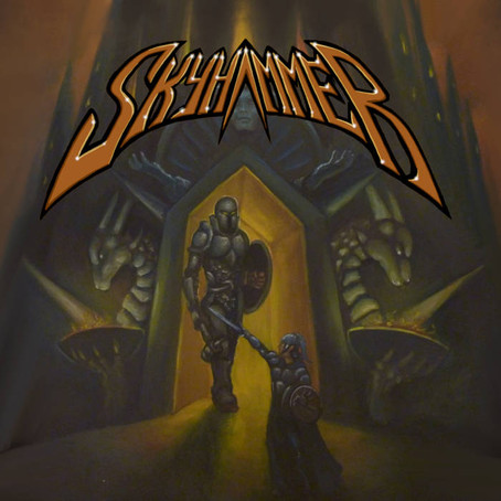 Skyhammer - The Skyhammer (EP): Review