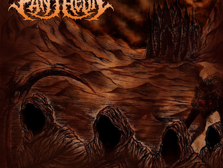 Pantheon release vinyl edition of Age of Wolves