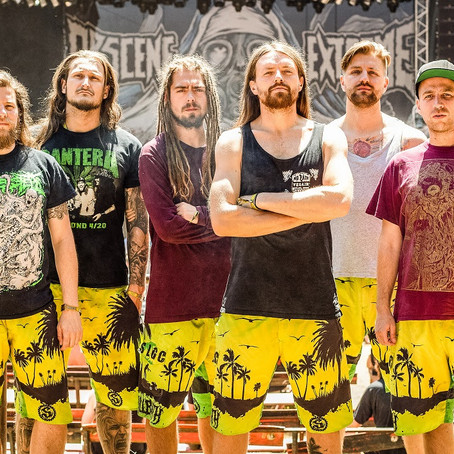 Surfer Death Metal Crew, Stillbirth, Announce New Album