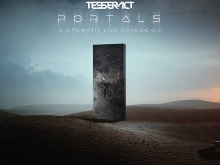 TesseracT announce details of their upcoming cinematic experience