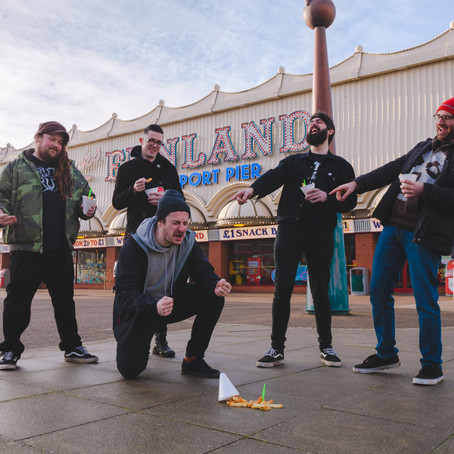 Metal Saves Talks To Corrupt Moral Altar's Tom Dring.