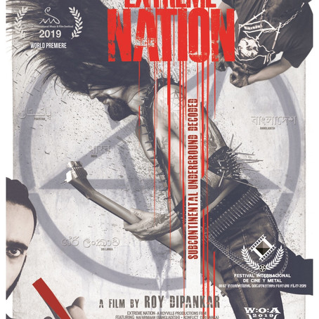 Extreme Nation Documentary - Metal on the Indian sub-continent
