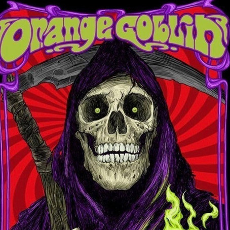 The Show Must Go On - Orange Goblin Re-Schedule Shows Again