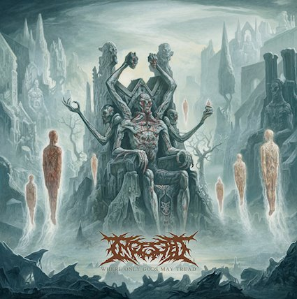 Ingested - Where Only Gods May Tread: Review