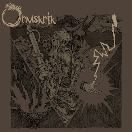 Ormskrik - Ormskrik: Review