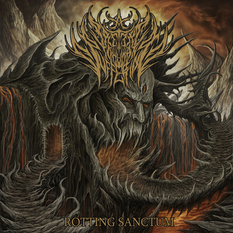 A Pretext To Human Suffering - Rotting Sanctum: Review