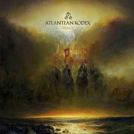 Atlantean Kodex - The Course of Empire: Review