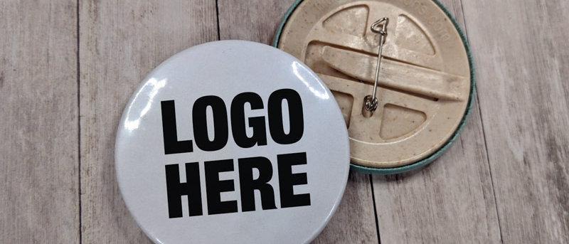 eco friendly custom badges