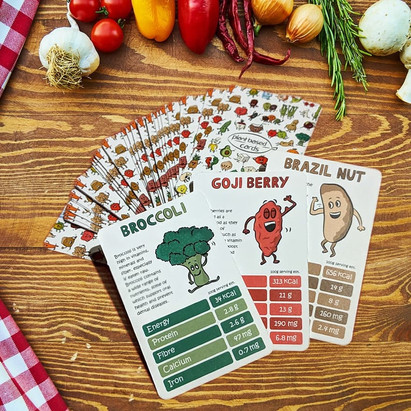 Plant based top trumps