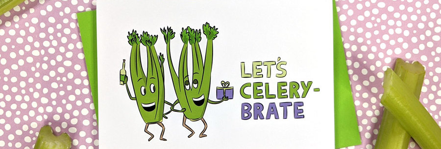celery card