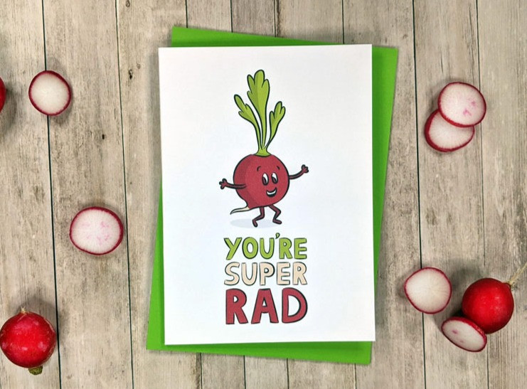 recycled birthday cards
