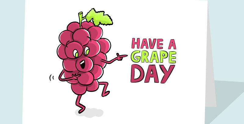 have a grape day