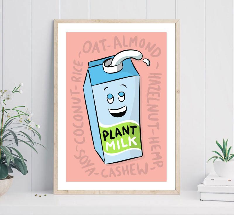 dairy free print