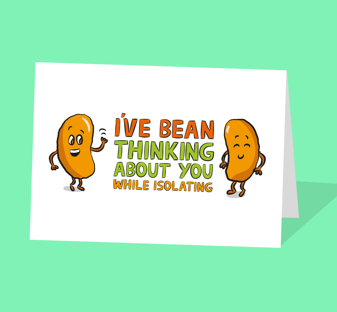 Positive Isolation card