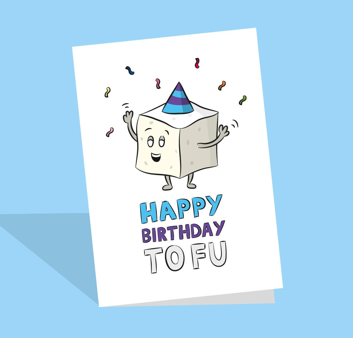 Tofu card