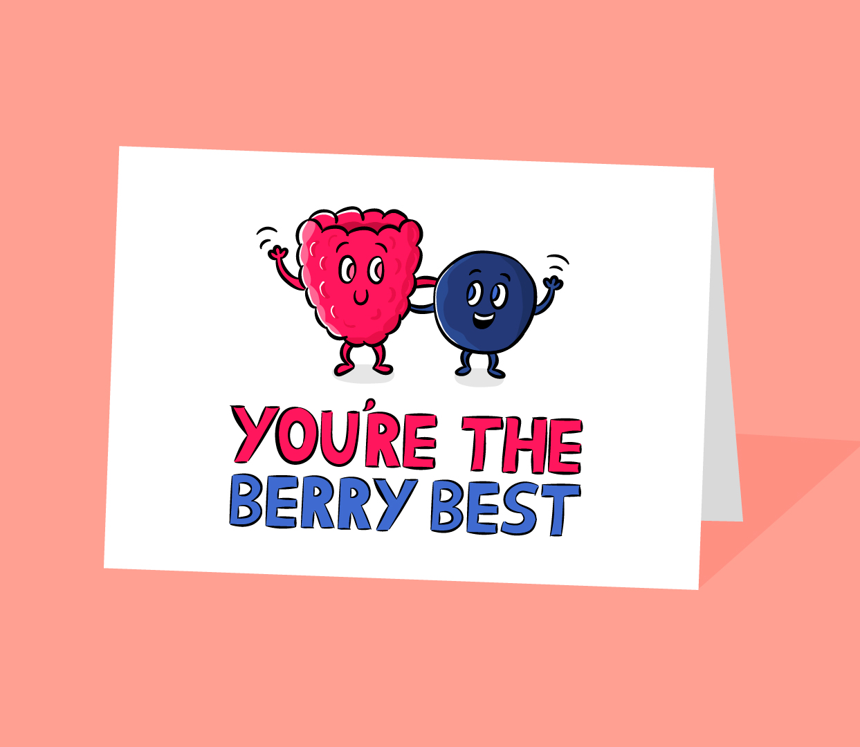 berry card