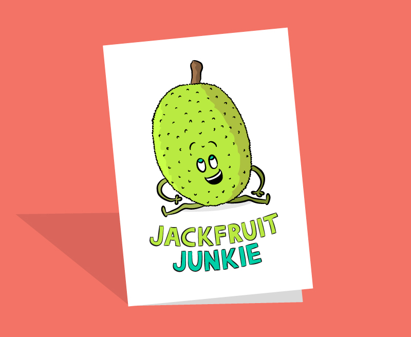 Jackfruit card