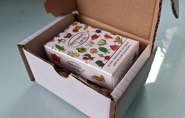 vegan gifts in eco friendly packaging