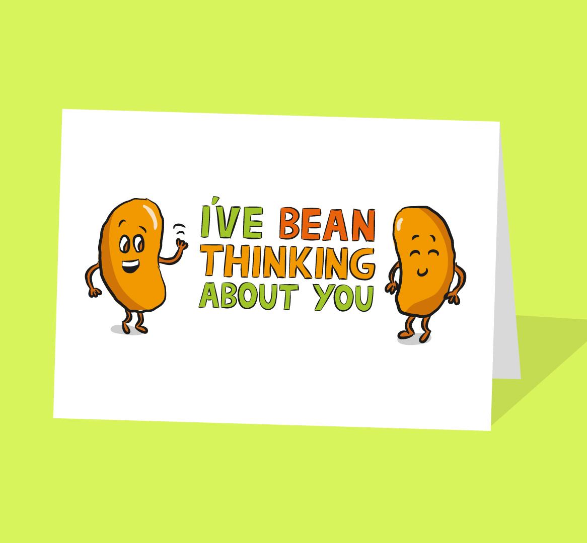 bean card