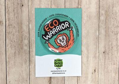 eco warrior badge