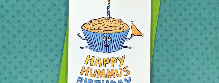 Hummus card