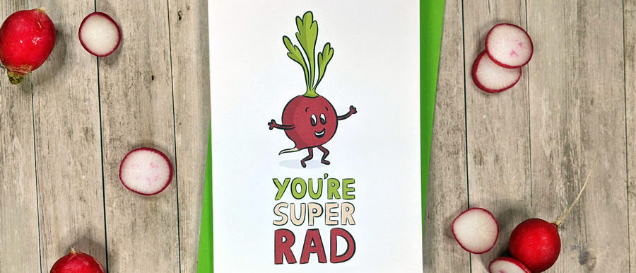 youre rad card