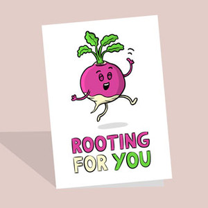 Funny Vegetable cards & food pun cards to make you smile