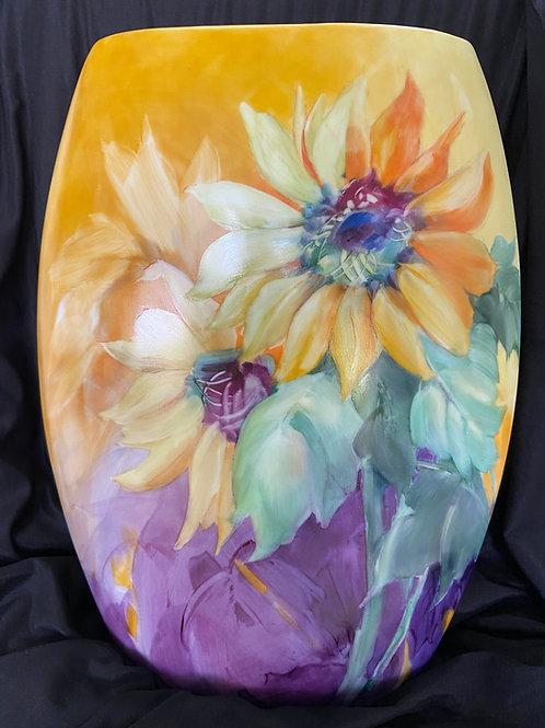 Sunflowers on a Vase