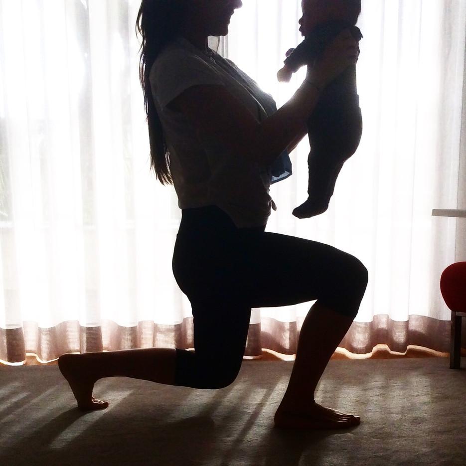 Quando retomar a actividade física após o parto?