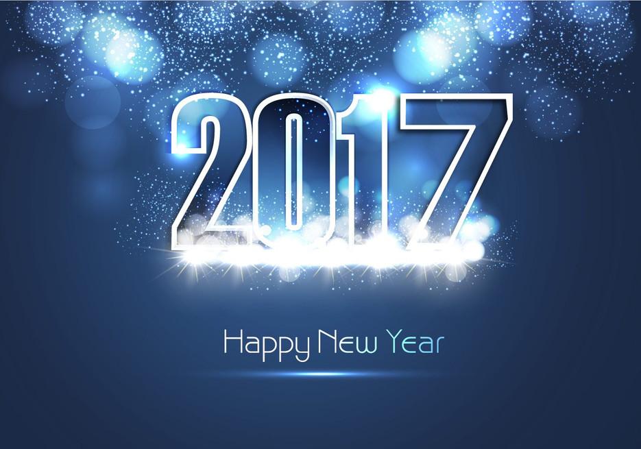 Bem-vindo 2017!