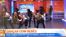 SLING DANCE NA TV