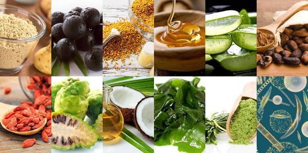 Alimentos que dão energia