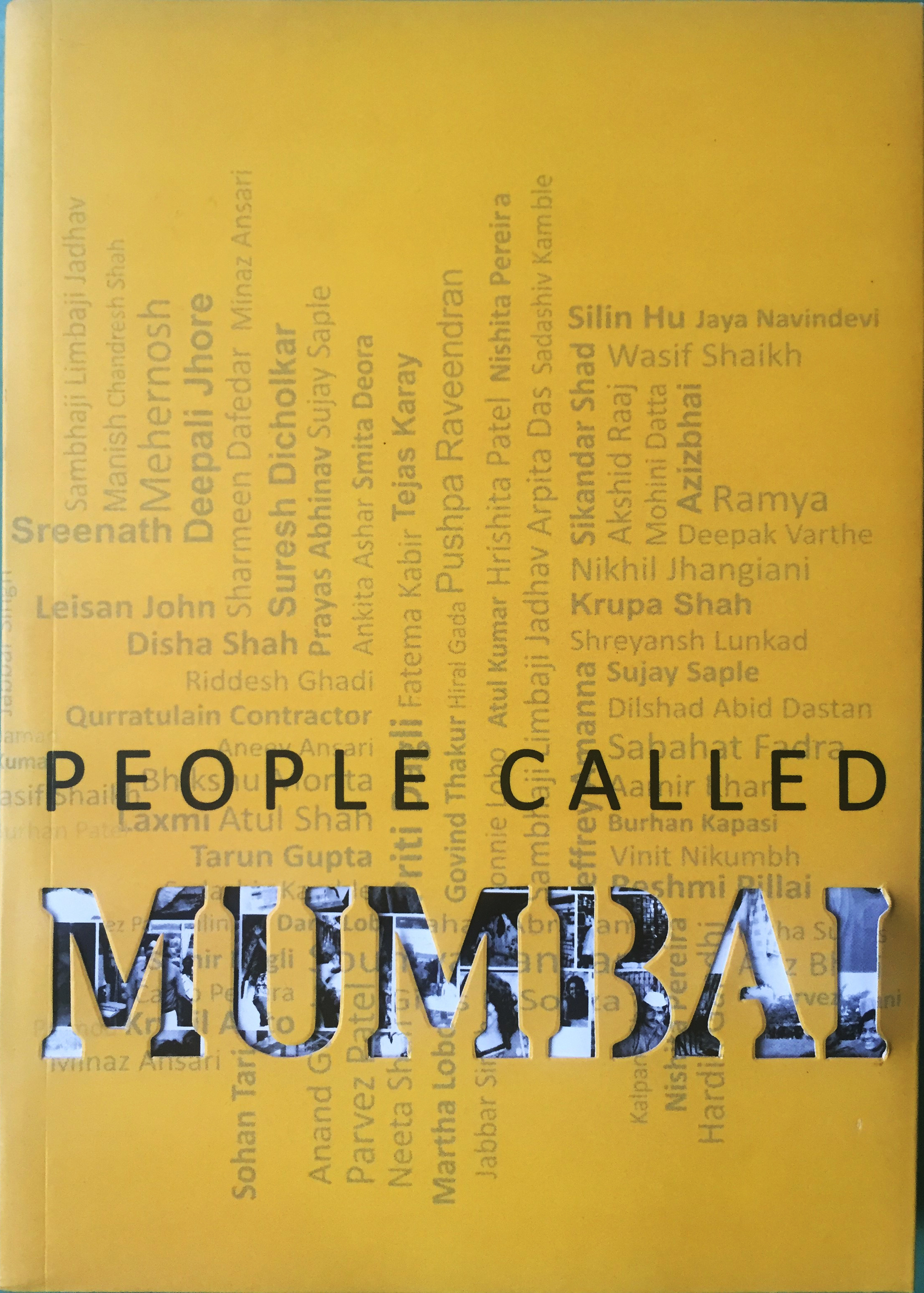 People Called Mumbai