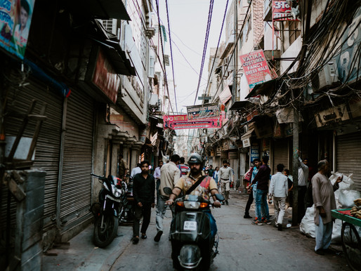 Has the Indian Street Culture Met its End?