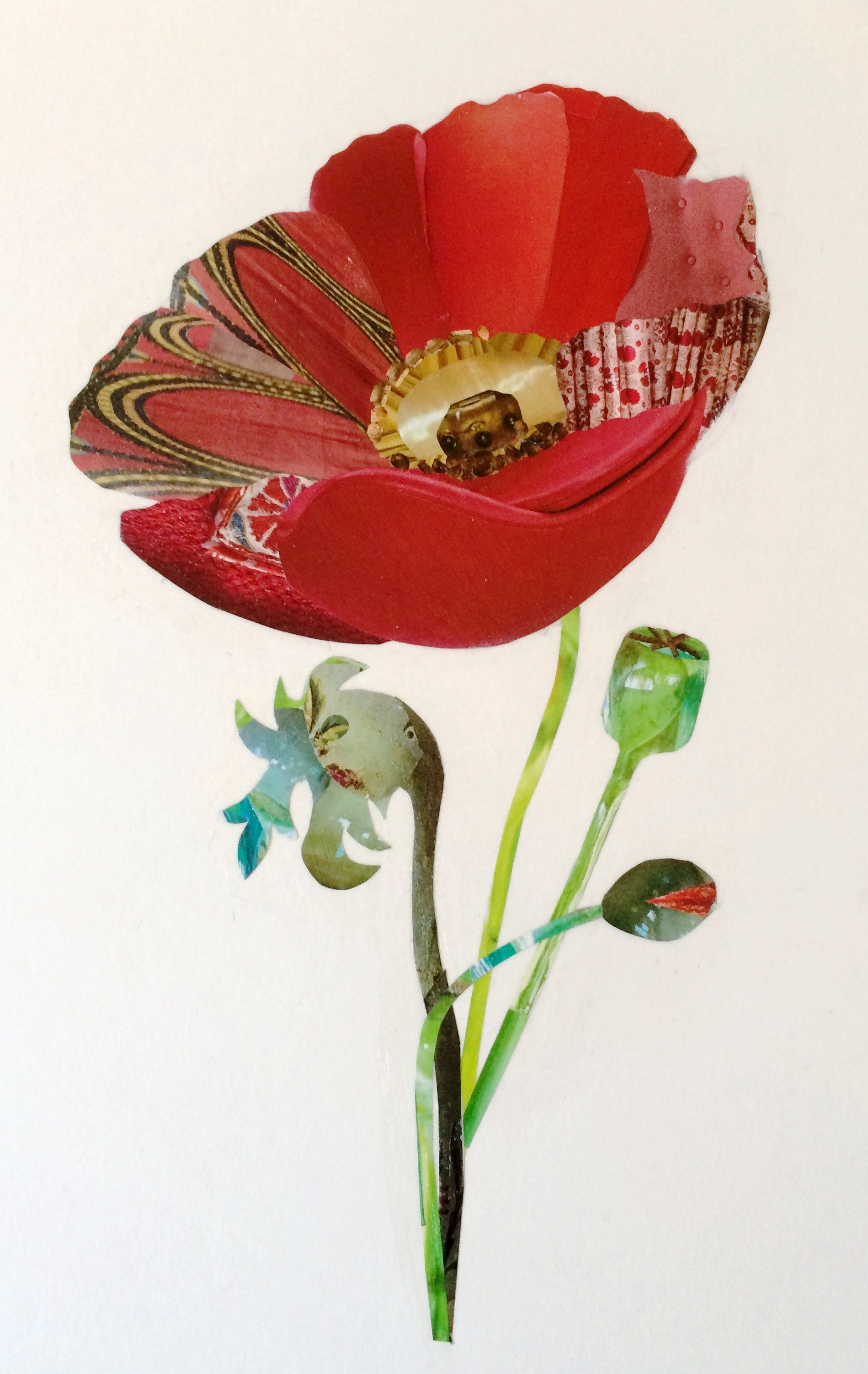 poppy collage 2