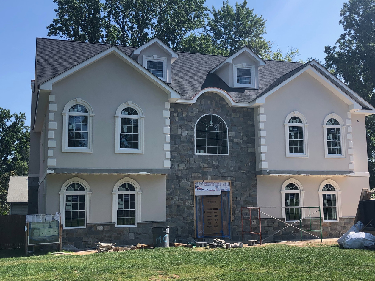 After picture Residential New Construction