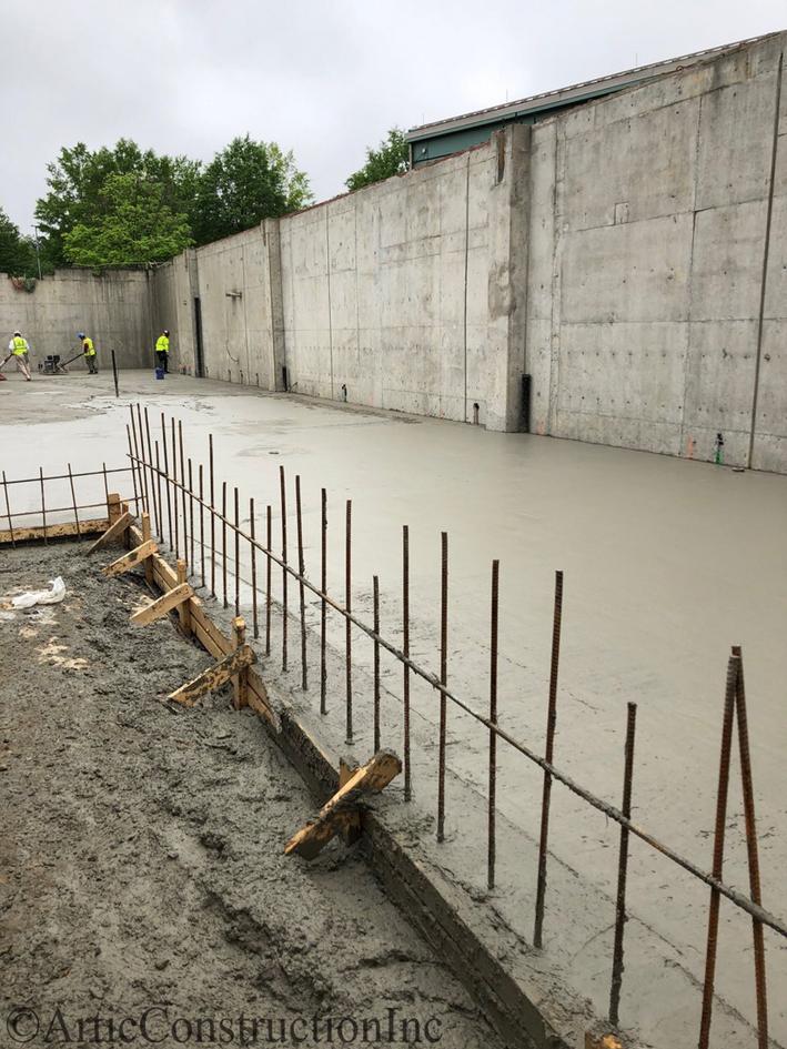 Foundation Walls