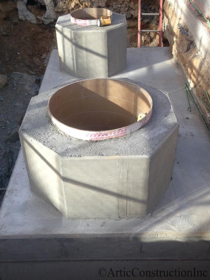 Concrete Piers