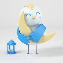 Followly - Illustration and social media design